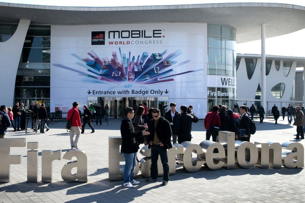 Por el coronavirus, cancelaron el Mobile World Congress en Barcelona