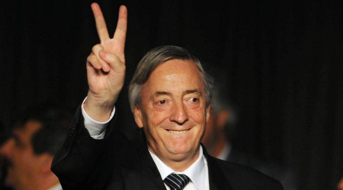 El homenaje a Kirchner consiste en publicar durante diez días distintos discursos del expresidente en las redes sociales.