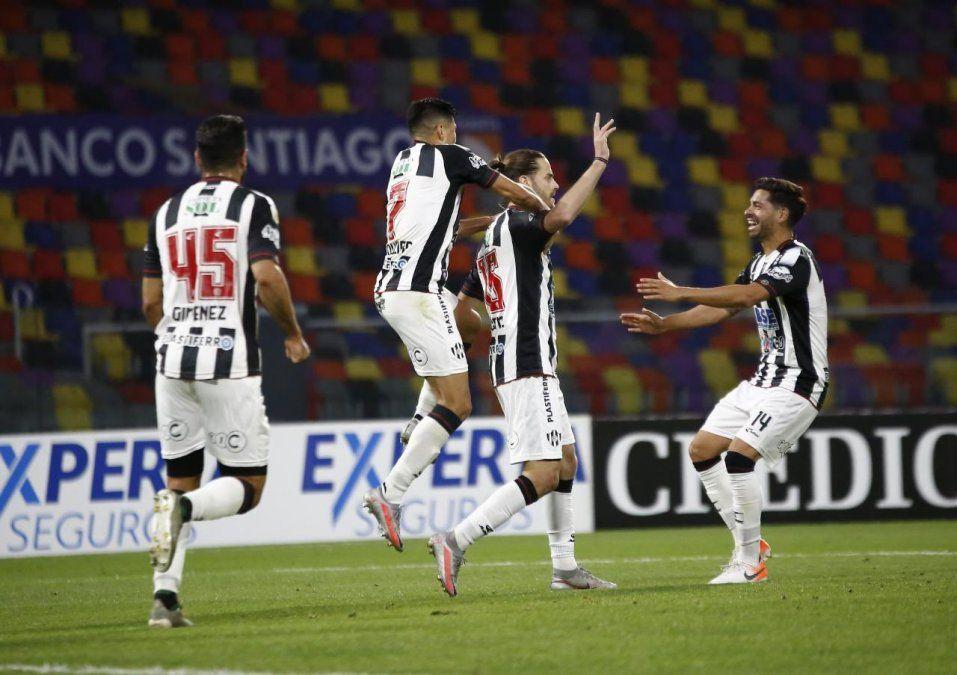 Con goles de Lucas Melano