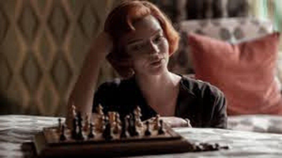 Gambito de dama: la miniserie más vista de Netflix.