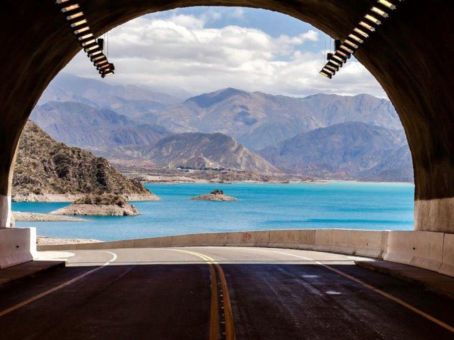 Potrerillos es una de las zonas más hermosas de Mendoza.