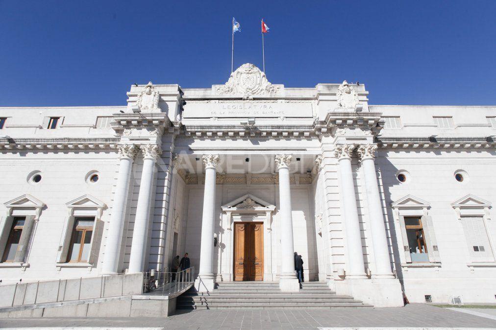 Legislatura de la provincia de Santa Fe.