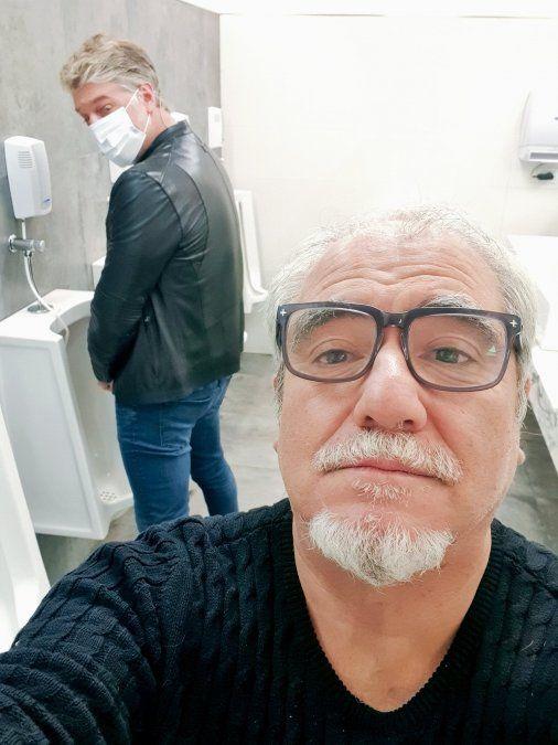 Osvaldo Bazán scratched Cabak.