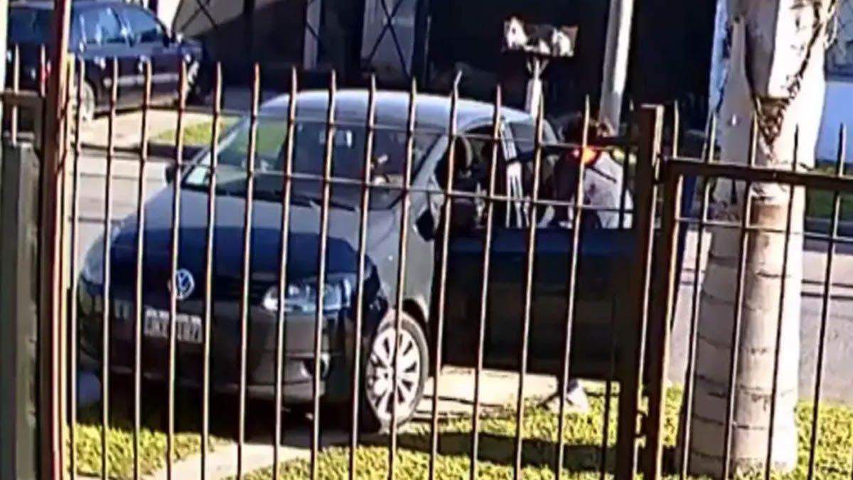 Dos detenidos por el robo del auto con un niño en Almirante Brown