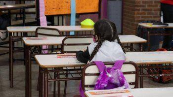 Las escuelas de la provincia de Buenos Aires se preparan para la vuelta a las aulas