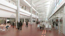 Así será la nueva Terminal de Ómnibus de Santa Fe.