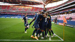 Tres argentinos estarán presentes en Lisboa para la final del próximo domingo, entre el PSG y el ganador del encuentro entre Olympique de Lyon y Bayern Munich.