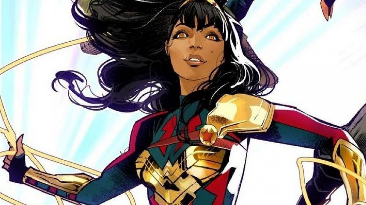 Wonder Girl será la superheroína latina de DC en una serie de televisión