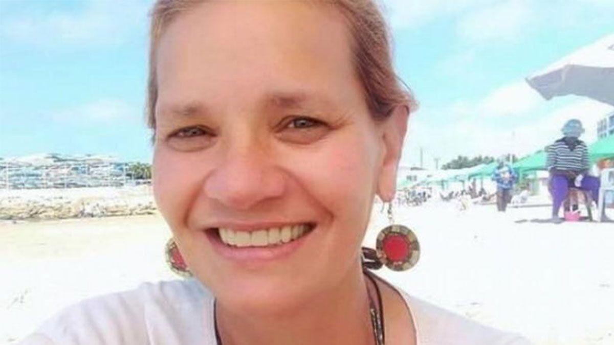 Gabriela Andrea Pedraza -cordobesa de 50 años