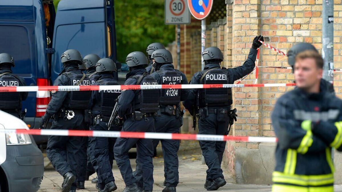 Tensión antisemita en Alemania: atacaron a un joven a palazos frente a una sinagoga