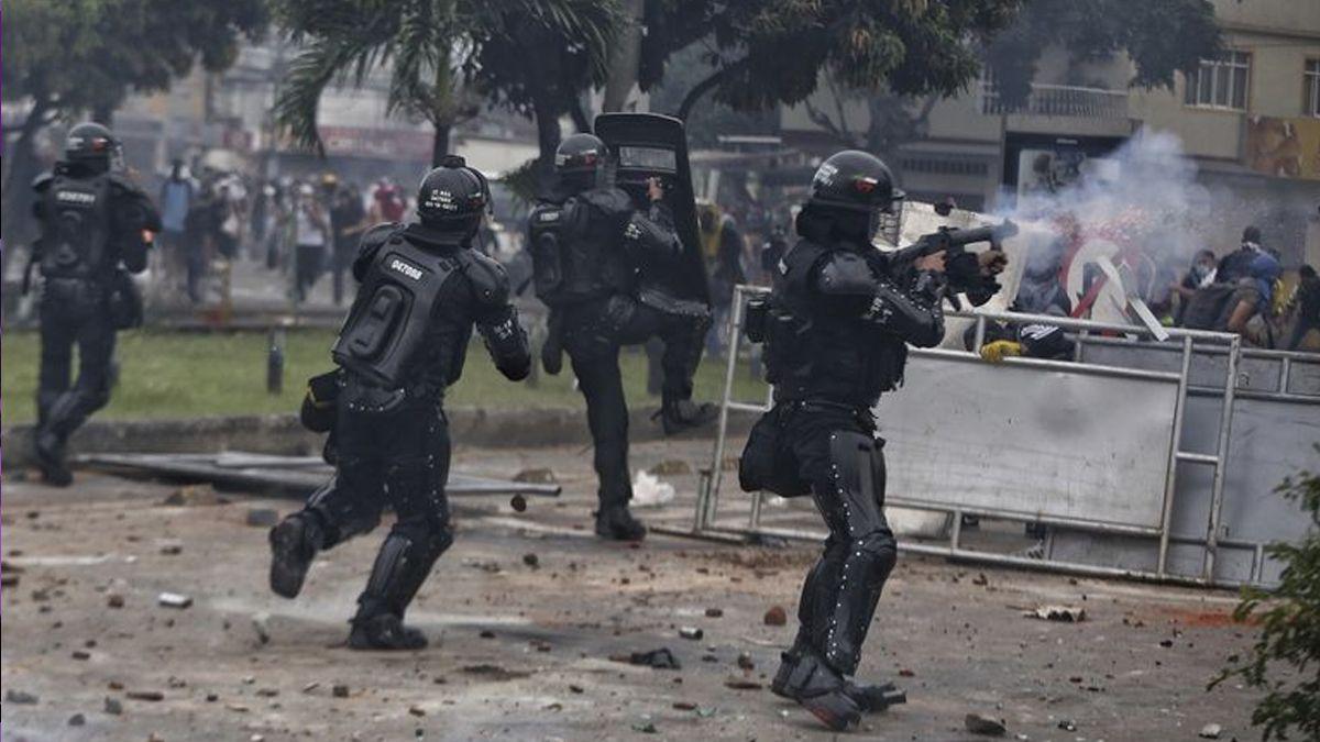 Las protestas no ceden en Colombia y crece la tensión de cara a la gran marcha del miércoles.