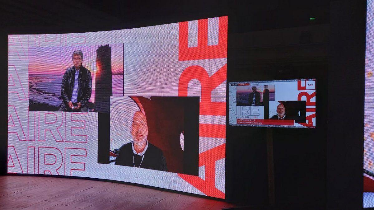 Andrés Repetto analizó la elección en Perú entre Fujimori y Castillo.