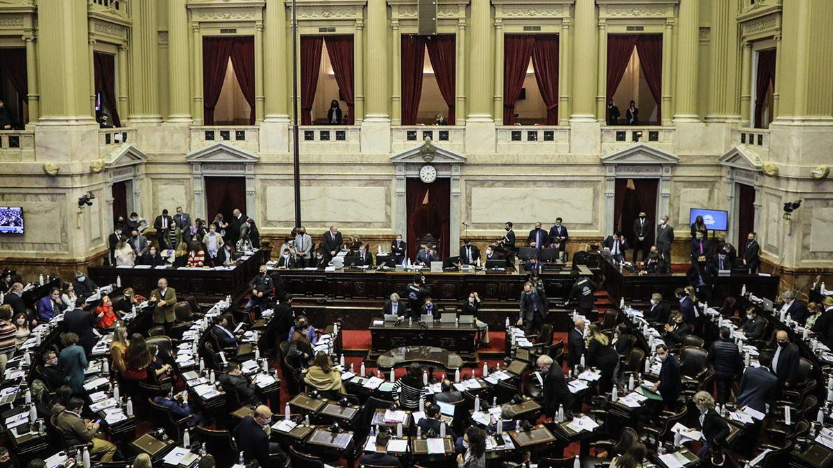 Se debatió durante tres horas y sumó 207 votos a favor; 11 en contra y 7 abstenciones.