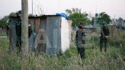 La semana pasada se desalojó a las familias que usurpaban terrenos federales en el norte de Santa Fe. En Rosario hay ocho tomas de tierras vigentes.