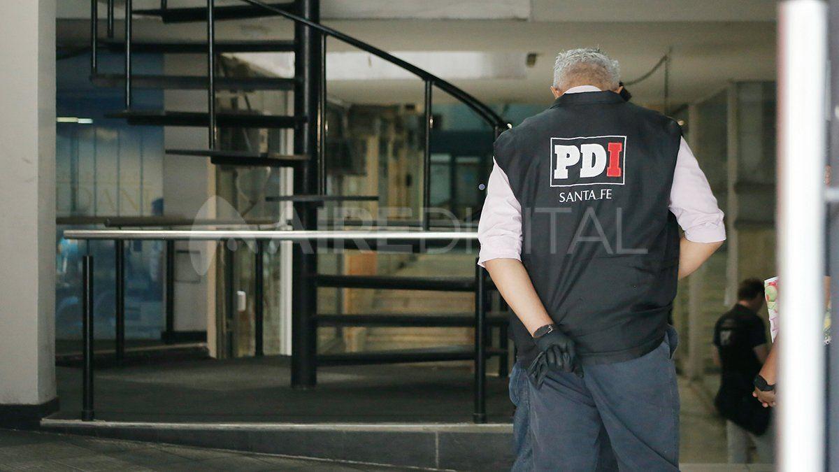 El homicidio ocurrió el 11 de febrero en el interior de la galería Rivadavia ubicada en La Rioja al 2400.