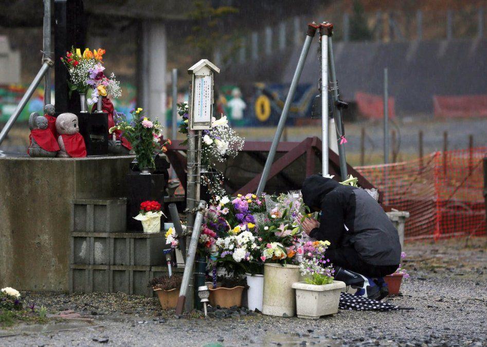 Japón conmemora la tragedia de Fukushima ocho años después