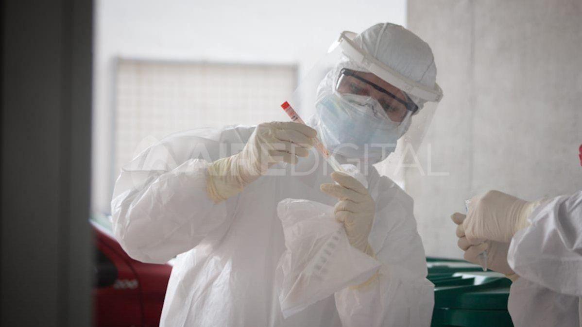 Desde el inicio de la pandemia la provincia confirmó un total de 185.817 contagios