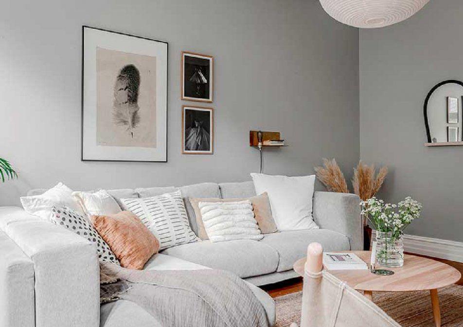 Ideas geniales y únicas para dar vida a la pared del sofá