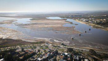 Por primera vez en 52 años, el río desciende por debajo del cero en Santa Fe