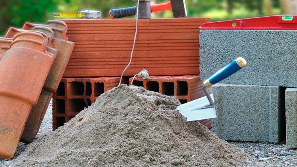 El Gobiernoamenaza con aplicar la Ley de Abastecimiento por la falta de insumos paraconstruir.