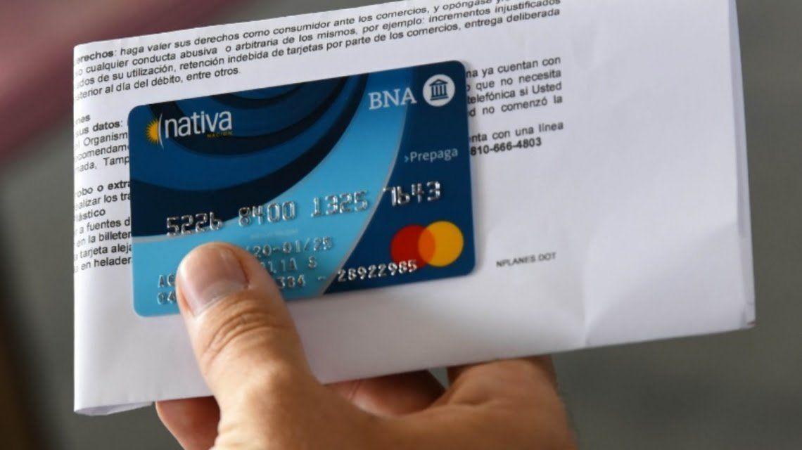 La tarjeta Alimentar no requiere de ningún tipo de inscripción ni de intermediario.