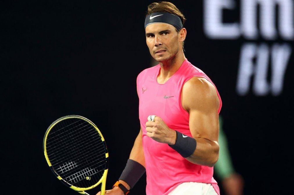 Rafael Nadal le pidió a los tenistas aislados en Australia no quejarse en exceso.