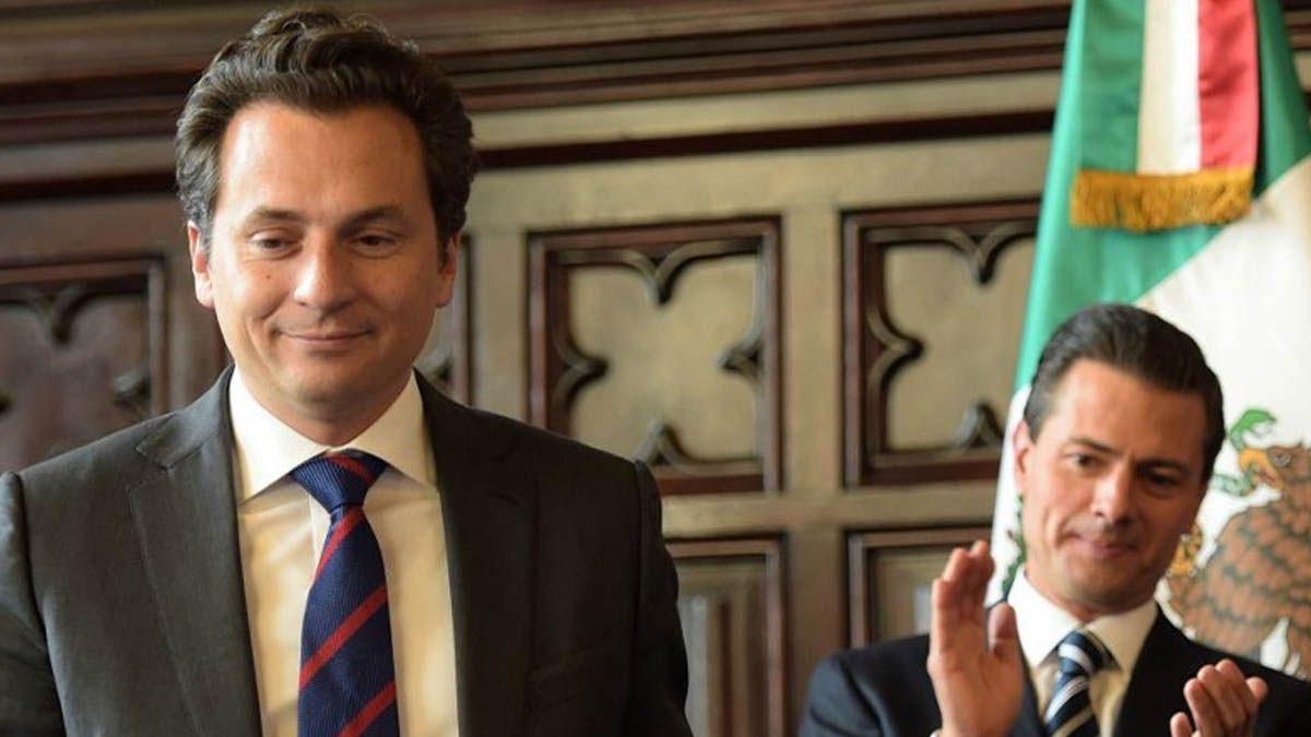 Peña Nieto y Emilio Lozoya.