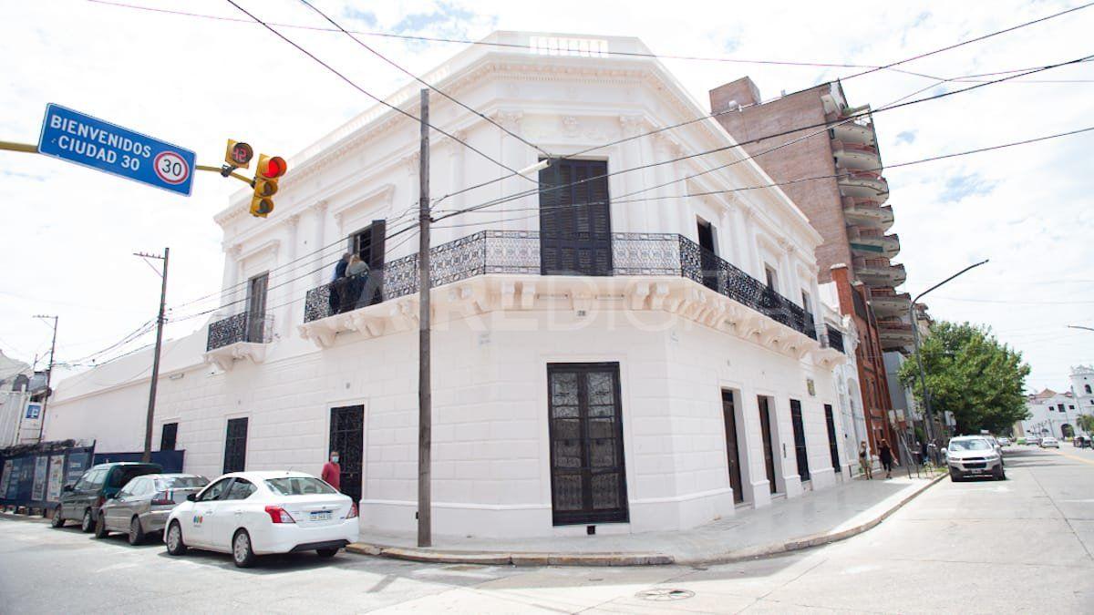Así está hoy la renovada Casa del Brigadier Estanislao López