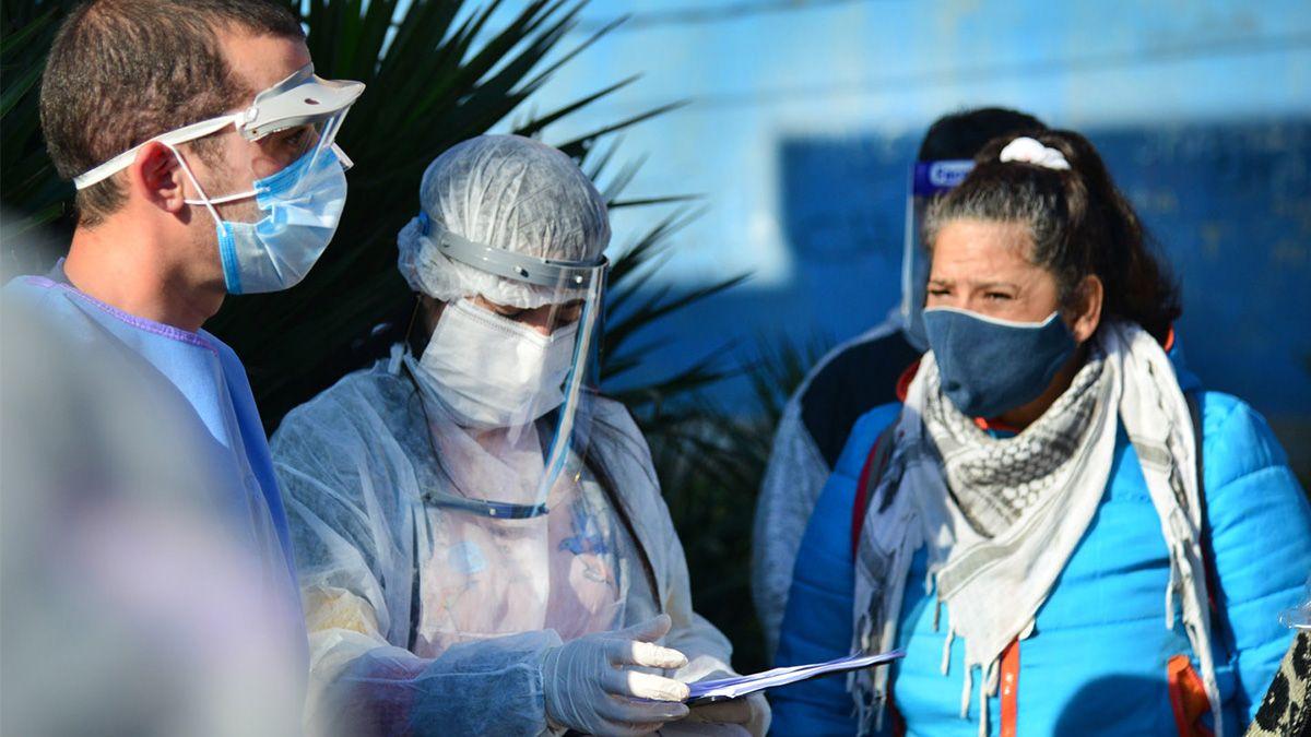 Argentina superó los 6.700 contagios diarios de coronavirus