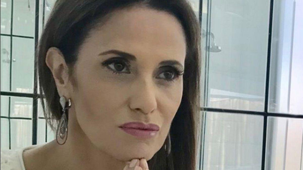 María Fernanda Callejón recordó el abuso que sufrió de niña — Podemos hablar