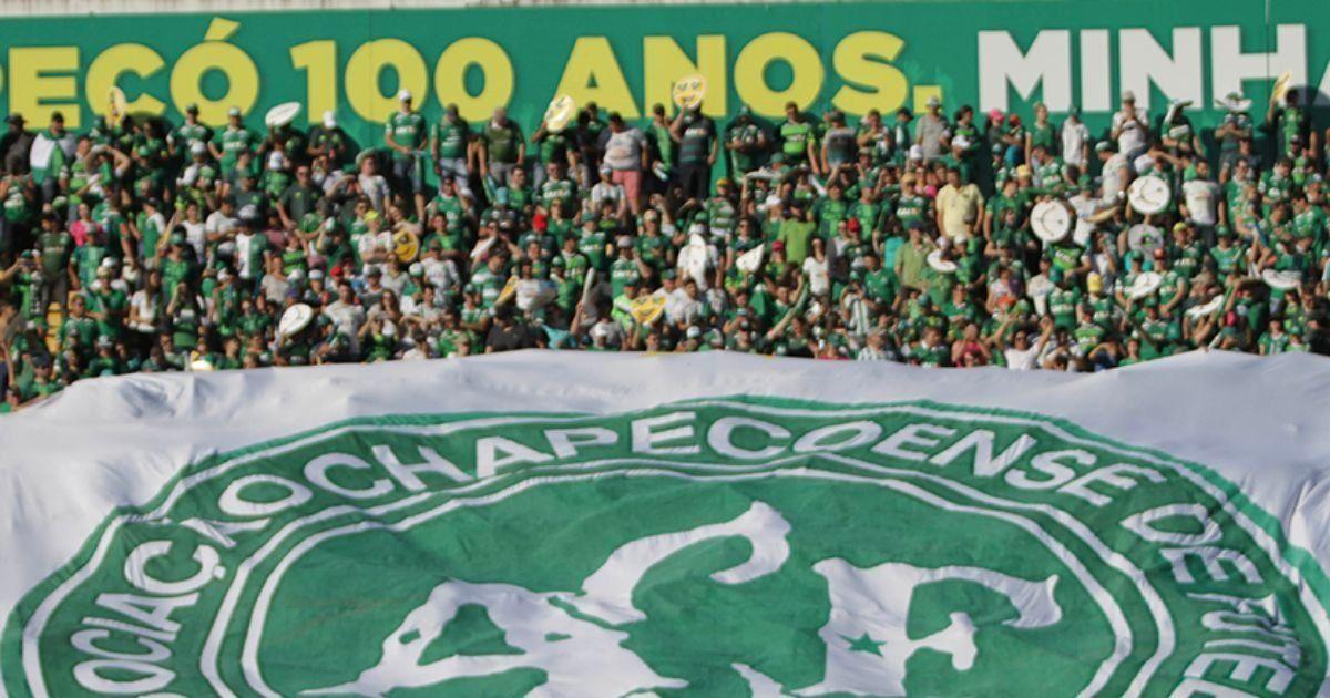 Chapecoense volvió a la Primera Divisón del fútbol brasileño.