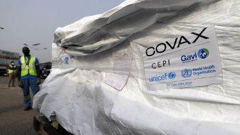 Covax y el Banco Mundial intentarán llevar más vacunas a los países pobres