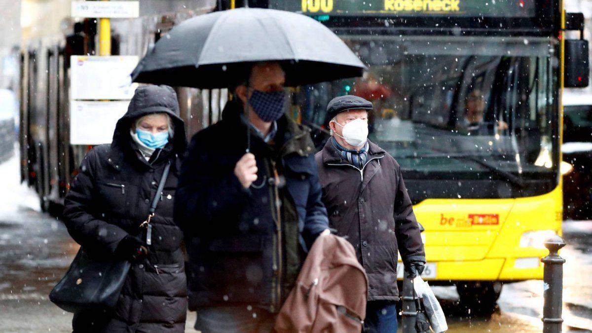 Alemania superó los 50.000 muertos por coronavirus y empiezan a bajar los casos