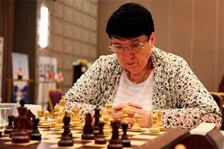 Quién es Nona Gaprindashvili.