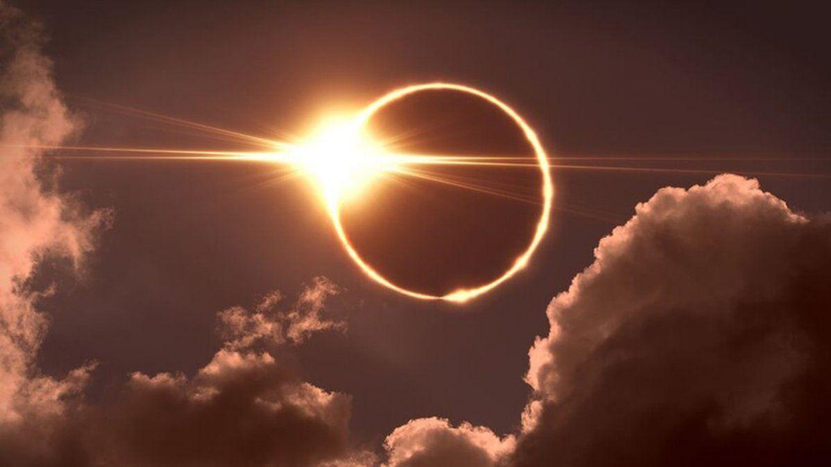 El fenómeno se vio en el hemisferio norte.