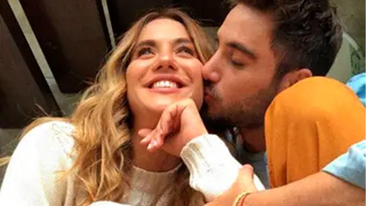 Flor Vigna y Nico Occhiato
