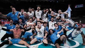 Argentina debutará contra Egipto en el Mundial de Vóley Rusia 2022