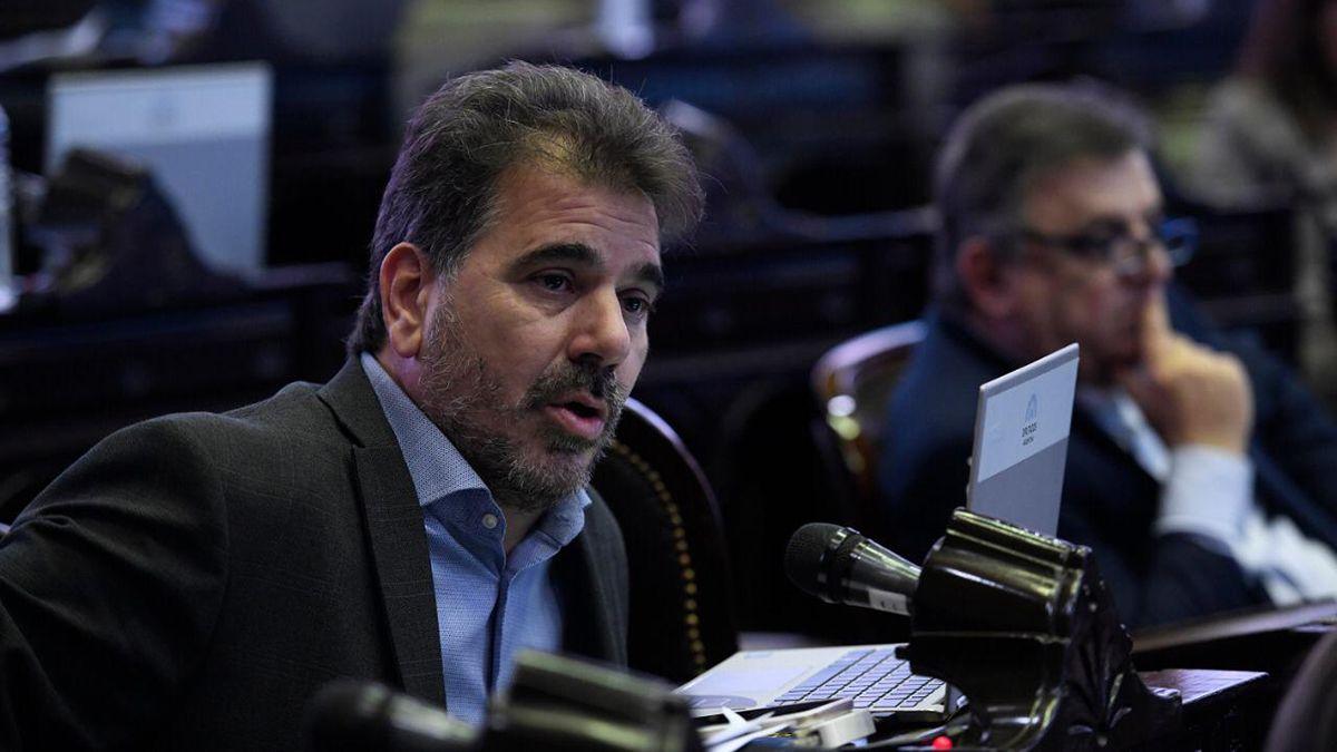 Ritondo dijo que le encantaría ser candidato a gobernador y que prefiere a Vidal para presidenta