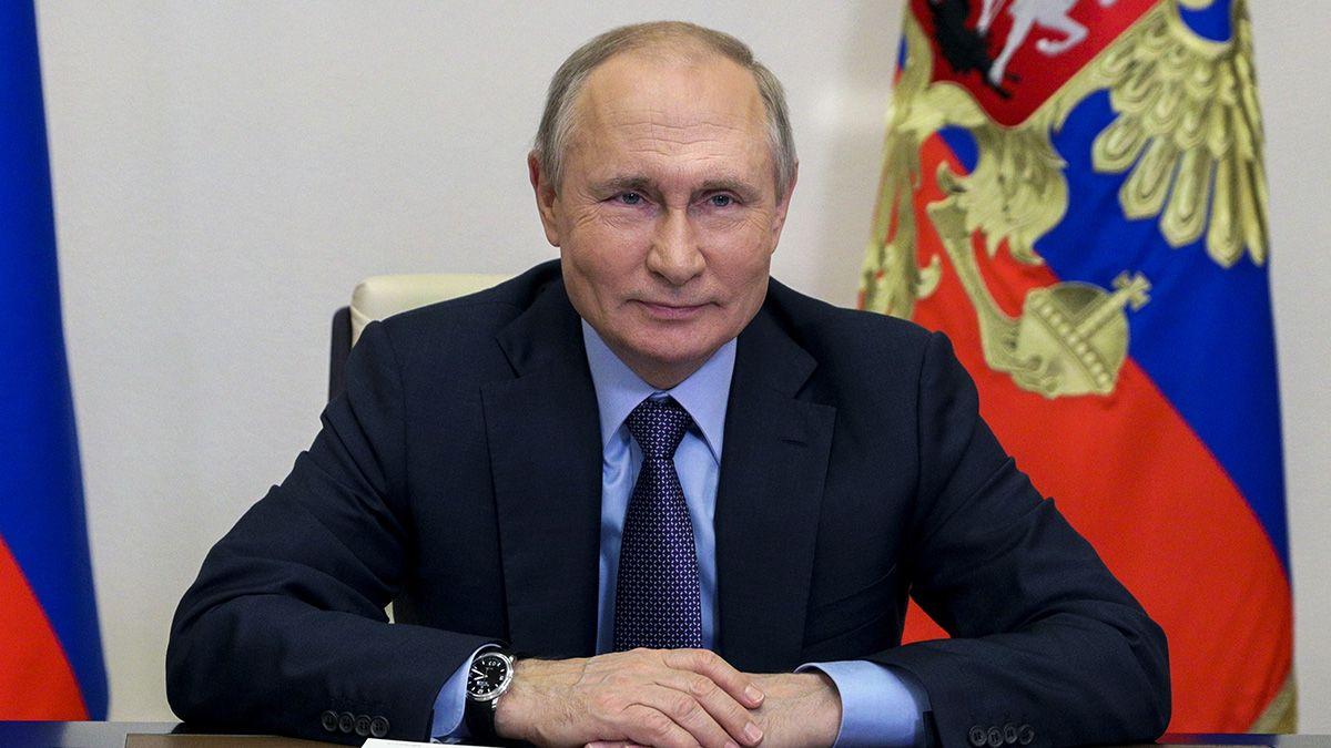 El partido del presidente ruso