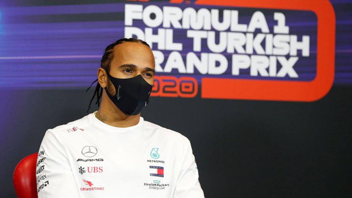 Lewis Hamilton no está recuperado 100% del coronavirus y su presencia en el último GP del año en la Fórmula 1 es una incógnita.