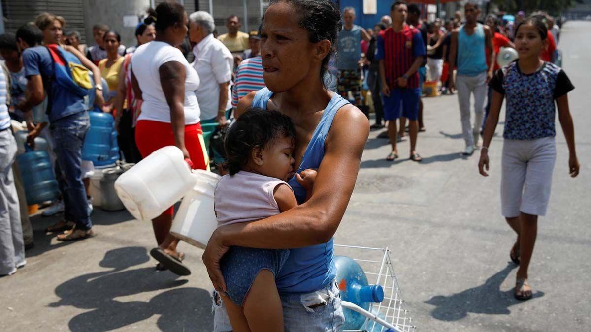 Piden a la ONU que presione a Venezuela para el ingreso de más ayuda sanitaria