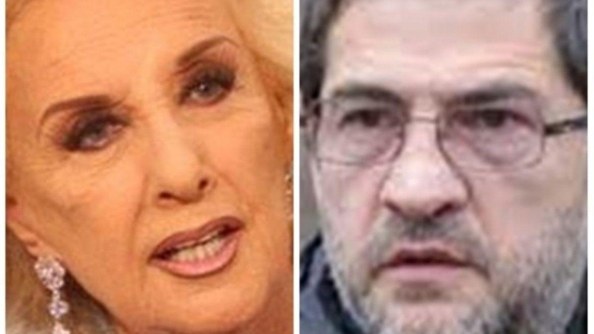 La pregunta a quemarropa de Mirtha Legrand a Sergio Schoklender que causó furor en las redes