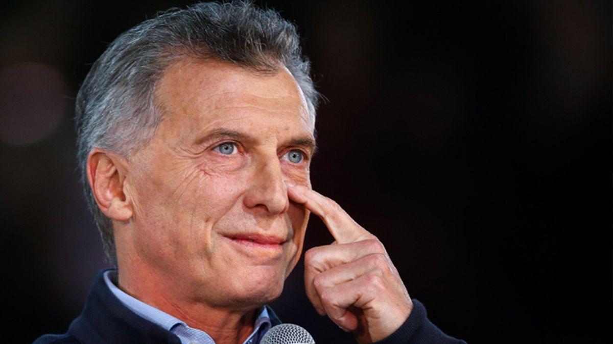 Macri en su primera entrevista en el país dijo que no piensa en su candidatura en las próximas elecciones.