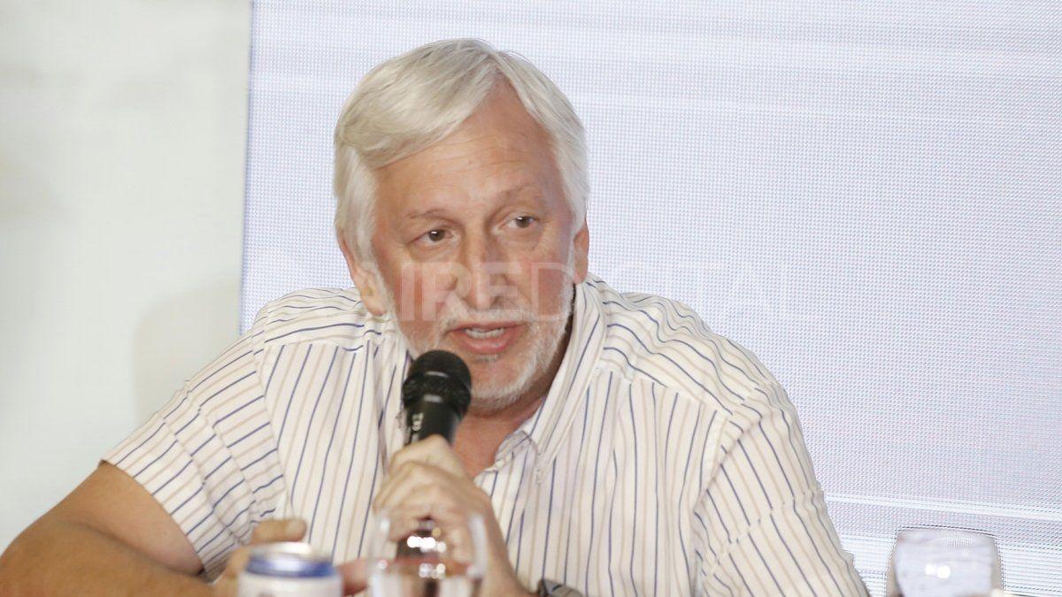 José Alonso, vice de Colón, se mostró a favor de postergar el reinicio de la Superliga