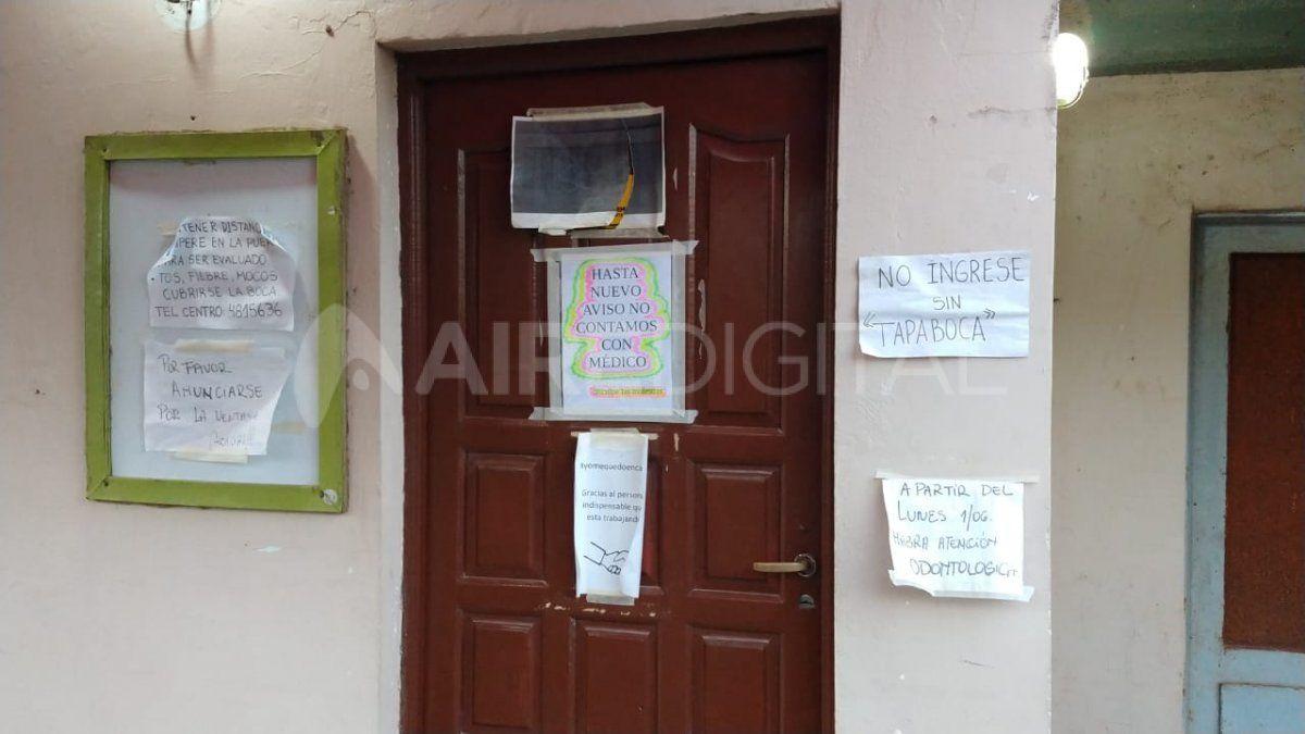 Un hombre murió este jueves en Colastiné Sur por la falta de médicos en el Centro de Salud.