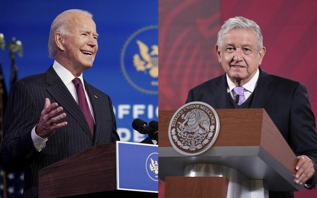 Biden debe trabajar para establecer una relación productiva con su par mexicano.