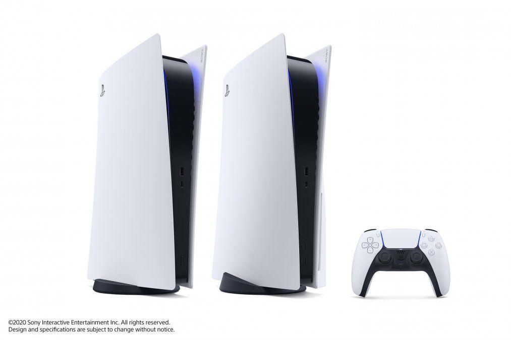 Playstation 5 verá la luz a finales de noviembre en nuestro país.