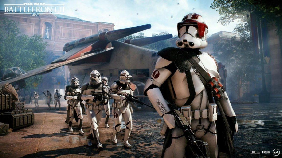 Epic Games regalará Star Wars: Battlefront II la próxima semana