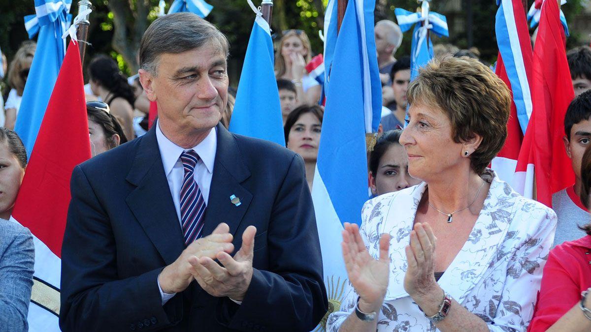 Élida Rasino fue ministra de Educación de la provincia durante la gobernación de Hermes Binner.