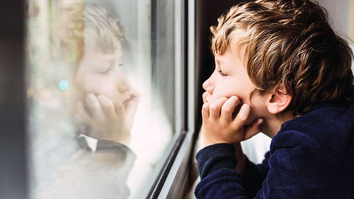 El 91% de los más chicos dijo haber extrañado a alguien durante la cuarentena.
